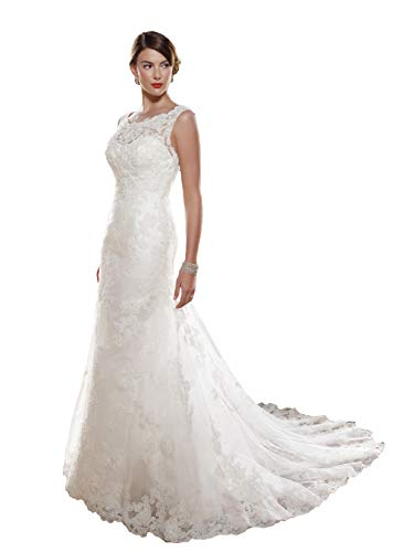 Casablanca Beaded Off the Shoulder Wedding Dress