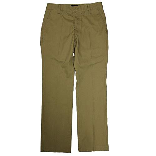 BRIXTON Fleet Heavy Chino Trousers Khaki