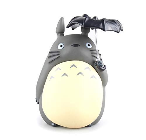 EASTVAPS Ttirelire Hayao Miyazaki Mon Voisin Totoro 21cm Parapluie Chinchilla Version