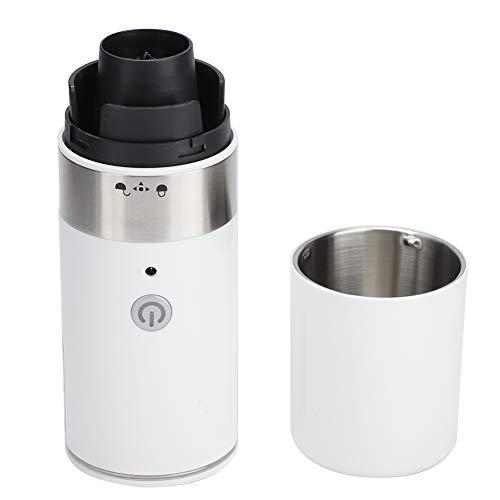 Cafetera, máquina de cápsulas de café para el hogar Carga USB para viajes para hacer...