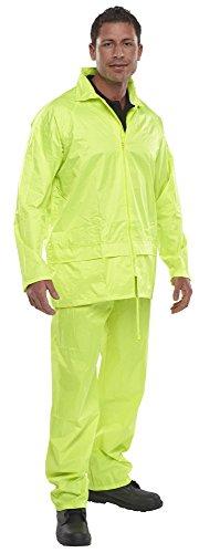 ETC B-Dri Anzug, saturngelb, aus Nylon Größe L Gelb - Saturn Yellow