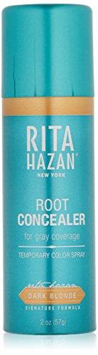 Rita Hazan Root Concealer Touch Up Spray, Dark Blonde, 2 oz
