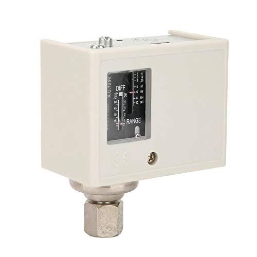 G1/4 '' Luchtcompressor Drukregelingsschakelaar, Elektronische waterpomp Drukregelaar, voor koelapparatuur