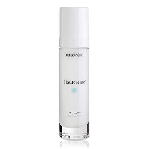 HAUTCREME+ Anti-Aging mit Hyaluron, Resveratrol und Ceramiden für normale Haut