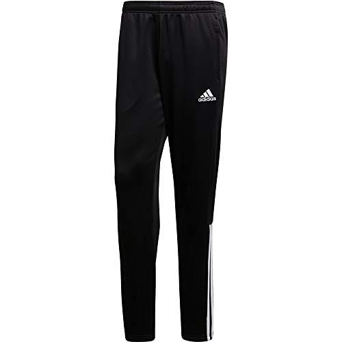 adidas Herren REGI18 PES PNT Sport Trousers, Black/White, 3XL