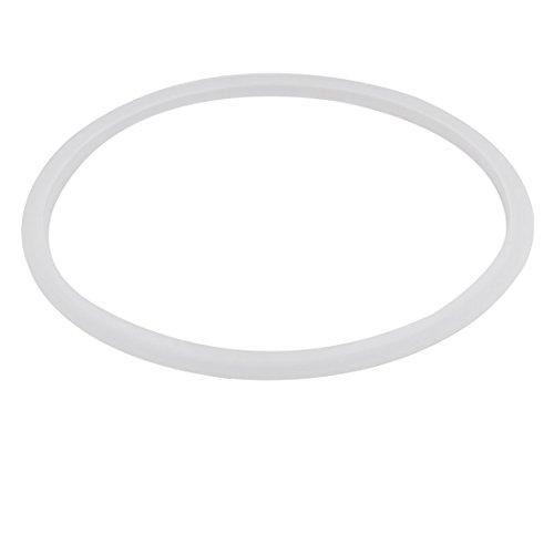 sourcingmap Ustensile cuisine Autocuiseur en caoutchouc anneau étanchéité joint 8, 7 pouces diamètre intérieur