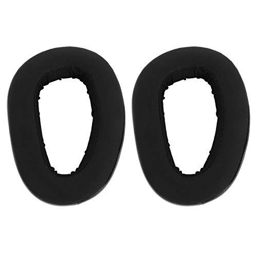EXCEART Substituição de Protetores Auriculares Almofadas Auriculares Espuma de Memória para Fone de Ouvido Substituição Compatível para Fone de Ouvido Sennheiser Gsp 600 500