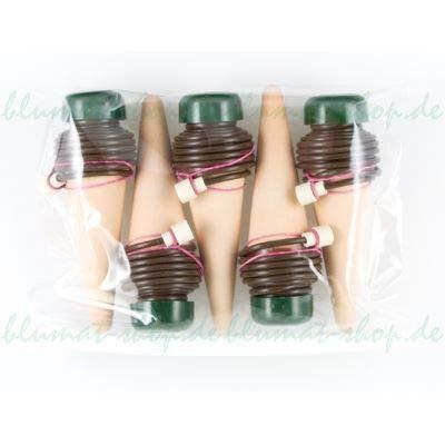 Blumat \'XL\' Wasserspender für größere Pflanzen - 5 Stück