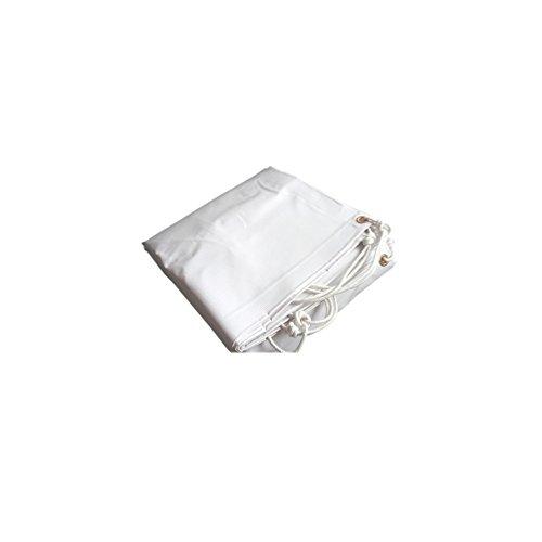 hexoutils? Professionale Telone 5x 8m 100% PVC resistente rinforzato impermeabile uv 650G/M2? hx98865? hexoutils