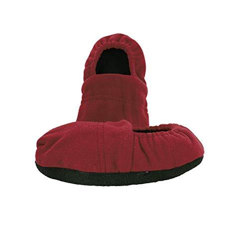 Zapatillas para microondas Warm Hug Feet (Rojo)