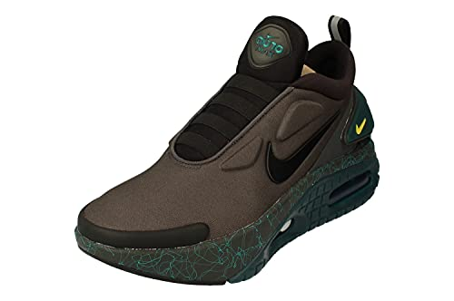 Nike Adapt Auto MAX Hombre Basketball Trainers CW7272 Sneakers Zapatos (UK 7.5 US 8.5 EU 42, Anthracite Black 001)