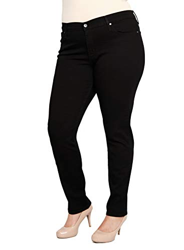 James Jeans Donna JTWIGGYZ BLACKCLEAN Jeans - Nero - 52