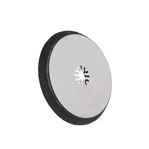 1pc 115mm 4.5inch Schleifen Pad Unterstützung for Hook Schleife Sander Disk-Disc-Puffer-Auflage for Oberflächenpolierens Multi XIAO DIAO