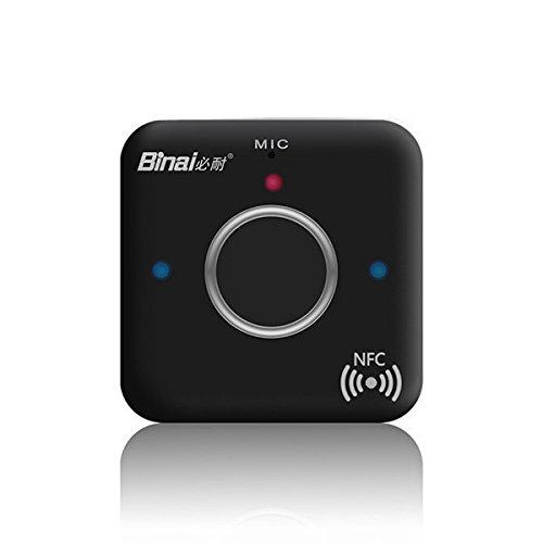 C-FUNN Binai G7 3.5Mm Aux Bluetooth 4.1 Audio Récepteur Adaptateur NFC Mains Libres Dongle Musique Adaptateur