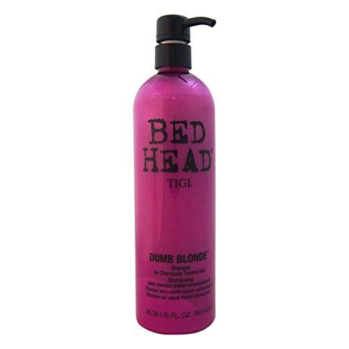 TIGI Bed Head Dumb Blonde Shampoo, 25.36 Ounce