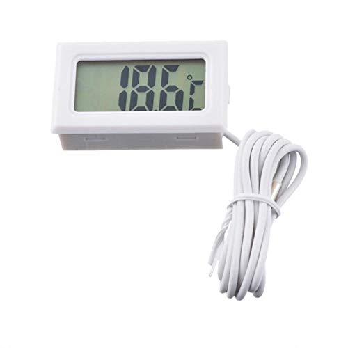 SPI Digitale elektronische thermometervis tank koelkast watertemperatuur thermometer met waterdichte sonde Industrial Home ziekenhuis thermometer met batterij