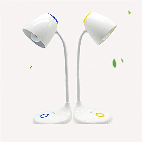Lámpara de mesa con protección ocular