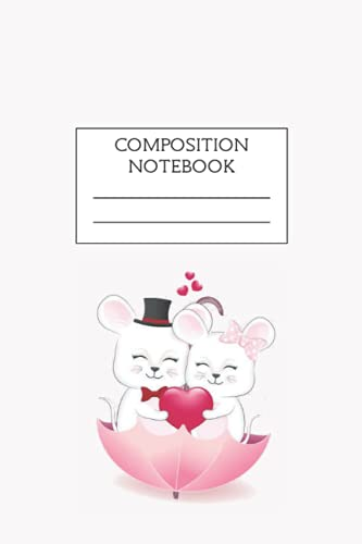 Notebook   6 x 9   Wide Ruled   100 pages