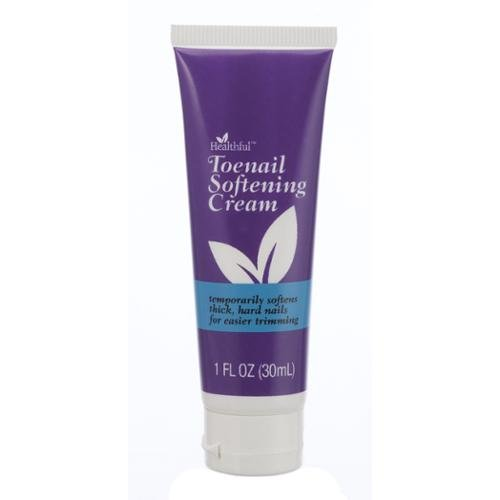 EasyComfort Healthful Toenail Softening Cream, 30 ml/1 oz