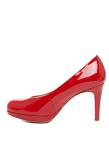 Högl Damen STUDIO 80 Pumps, Rot (Red 4000), UK 4.5