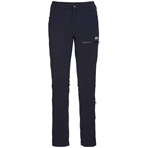 Odlo Pal Pants Pantalon De Sport Femme, Multicolore (Peacoat 28700), 32 (Taille Fabricant: 52)