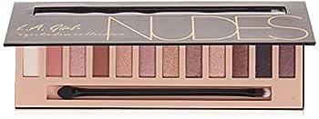 L.A Girl Beauty Brick Eyeshadow Nudes 0.42 Ounce