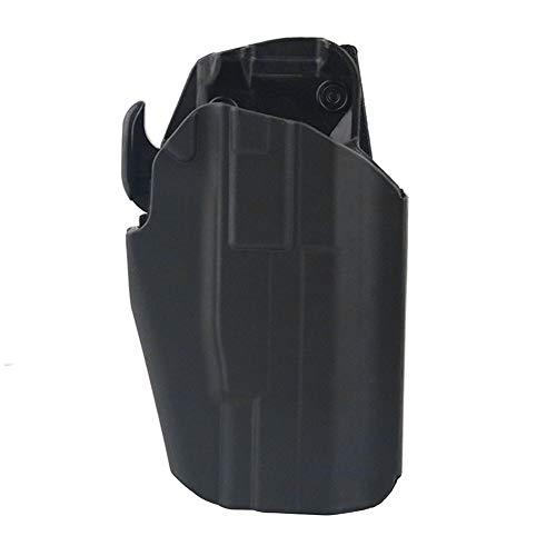 MEROURII Funda de Pistola Táctica, Funda de Cintura, Funda de Extracción Rápida Adecuada para G17 M92 P226