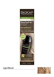 Biokap Spray Retoque Rubio Claro 75 ml - 300 g