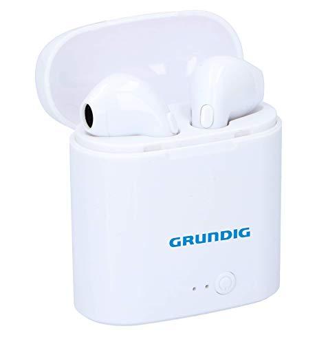 Grundig Bluetooth Ear Buds Wireless Kopfhörer mit Mikrofon