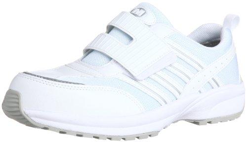 [ミドリ安全] 安全作業靴 JSAA認定 軽量 マジックタイプ プロスニーカー SL605 メンズ ホワイト 29.0(29cm)
