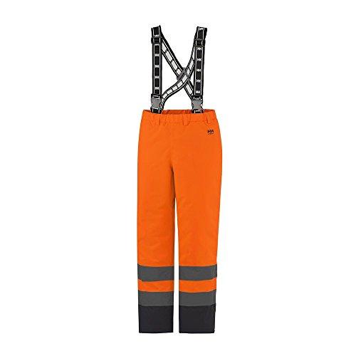 Helly Hansen Workwear Warnschutz Winter-Latzhose Alta Insulated CL2 wasserdichte isolierte Regen-Arbeitshose 369 XXL, 70445