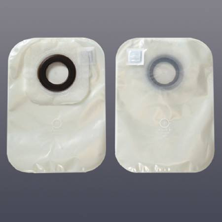 Karaya 5 Colostomy Pouch One-Piece System 12 Inch Length 2-1/2 Stoma Closed End, 3326 - Box of 30