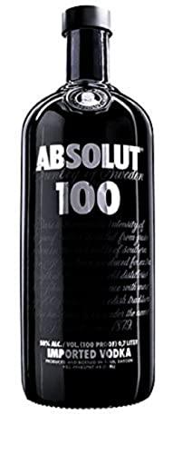 Absolutamente 100 vodka (1 x 0.7 l)
