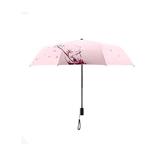 New George Jimmy Unisex Adult's Unique Outdoor Clear Folding Travel Umbrella Portable Parasol #15