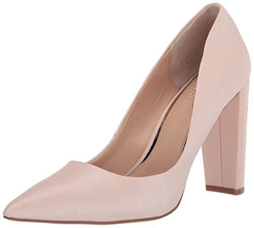 Jewel Badgley Mischka Women's RUMOR Shoe, Champagne, 9 M US