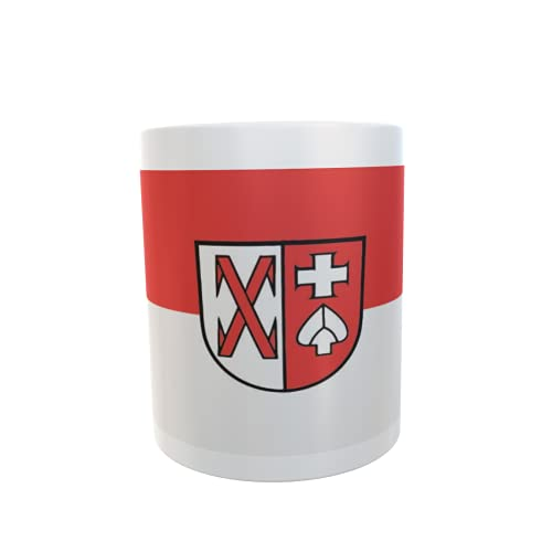 U24 Tasse Kaffeebecher Mug Cup Flagge Ditzingen