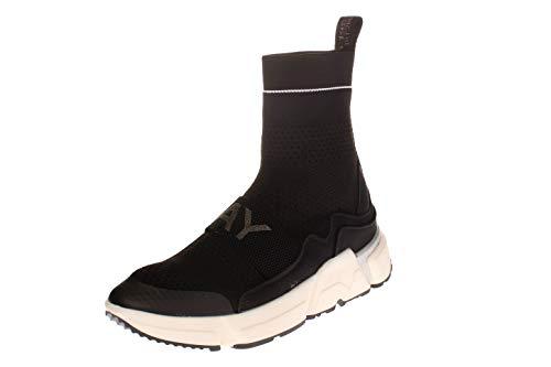 Replay Lenoir, Zapatillas Altas para Mujer, Negro (Black 3), 36 EU