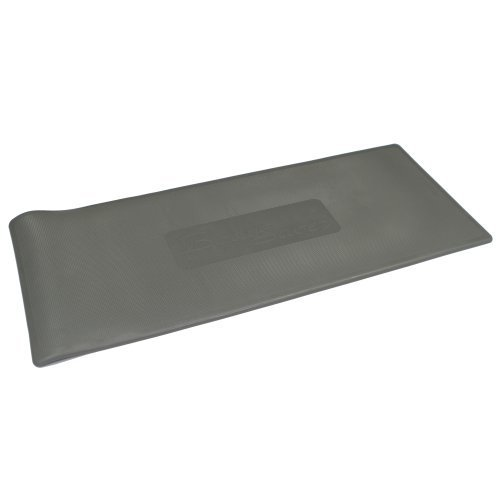 Water Sports Body Saver Mat, Anti-Fatigue Mat, Boat Foam Mat (Gray)