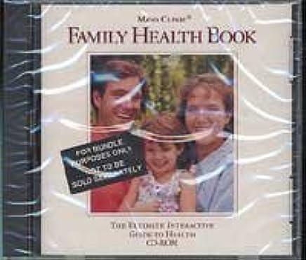 Amazon com: Mayo Clinic Family Health Book PC 1 2b Version