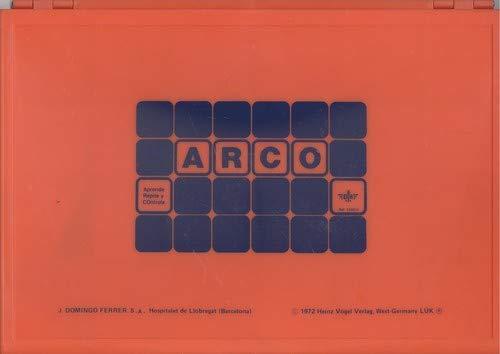 ARCO ESTUCHE CONTROL ARCO 508010 24 FICHAS