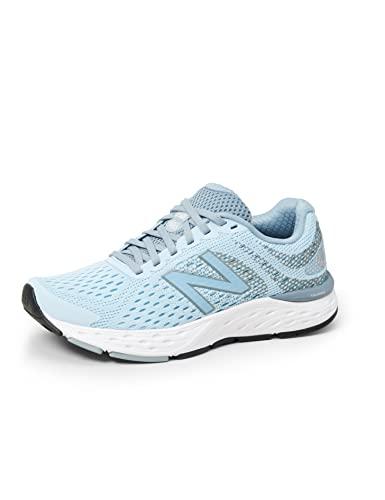 New Balance womens 680 V6 Running Shoe, Air/Reflection, 8.5 US