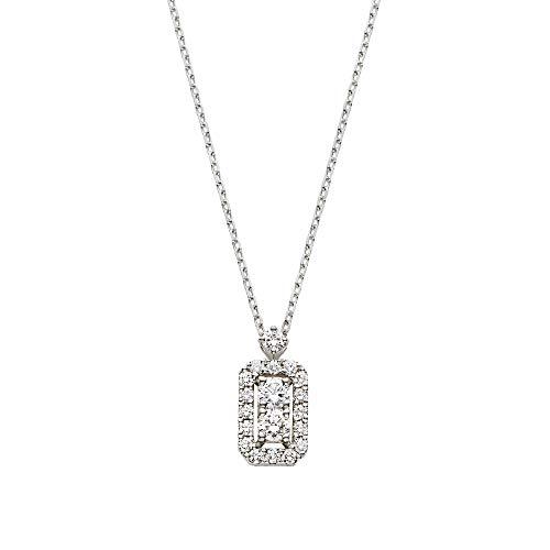 [ヴァンドーム青山] ダイヤモンド 0.27ct プラチナ Pt950 ネックレス APVN194645DI