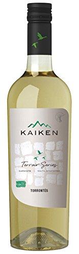 6x 0,75l - 2017er - Viña Kaiken - Terroir Series - Torrontés - Mendoza - Argentinien - Weißwein trocken