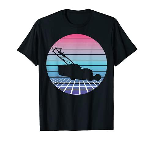 Cortacésped retro vintage Camiseta