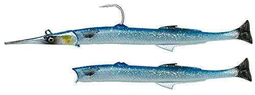 Savage Salt 3D Needlefish PULSETAIL 23CM 55G Blue