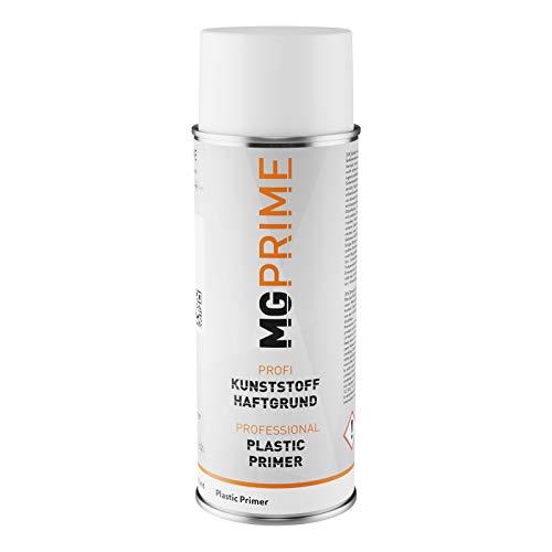 MG PRIME Haftgrund Primer Haftvermittler für Kunststoffteile/Spraydose - Sprühdose 400 ml transparent