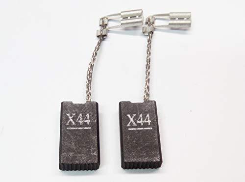 Mit Kabel und Stecker Kohlebürsten Bosch /& Spit 6,3x12,5x22mm