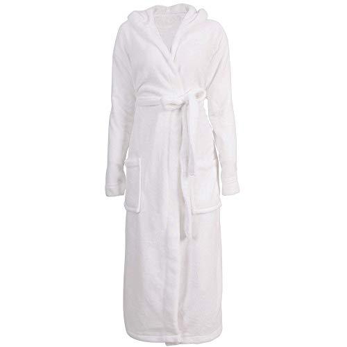 Porter en Lambert Heren & Dames Badjas - 100% Egyptisch katoen Terry Towelling | Capuchon | Sjaalkraag | Dressing Gown | Nachtkleding | Perfect voor Gym Shower Spa