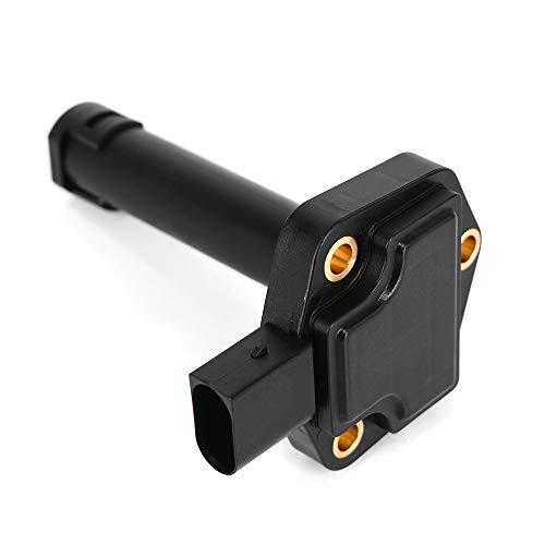 Oil Level Sensor 12617567723 12617607910 Fits for BMW X3 E83 LCI / X6 E72 Hybrid / Z4 E89 / 6' E63 LCI Engine Oil Level Sensor Phantom Ghost Wraith Dawn