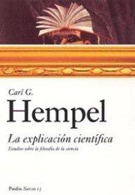 La explicación científica: Estudios sobre la filosofía de la ciencias (Surcos) (Spanish Edition)